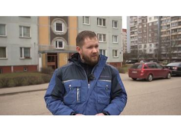 """Sižets par uzņēmumu """"Ūdens Rīgai"""" LTV 7 raidījumā """"Biznesa pasaule"""""""